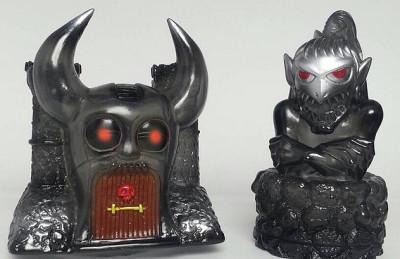 電撃!!怪物大作戦 ようかいけむり vs M.OT.U.L.O.S