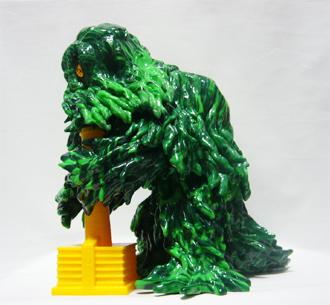 怪獣太郎ヘドラ